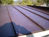屋根葺き替え、クイックルーフを施工