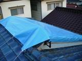 屋根葺き替え、カラーベスト葺き
